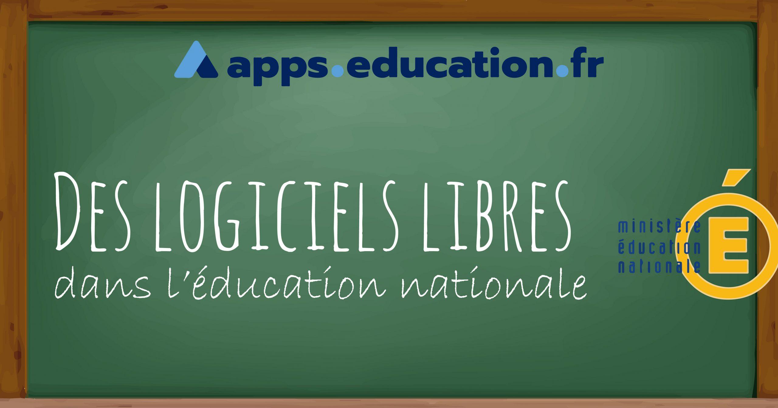Des logiciels libres dans l'Éducation Nationale